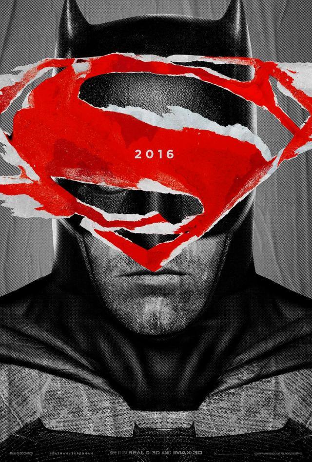 Batman v Superman Dawn of Justice cartel Batman